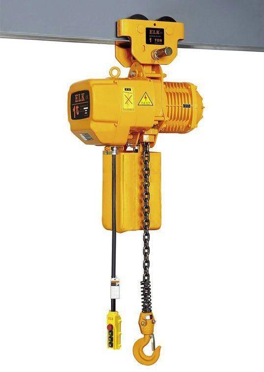 Hoist liquidators used refurbished hoist for Motorized rotating crane hook